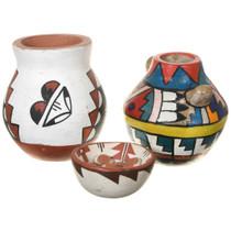 Southwest Pueblo Pottery Set 41021