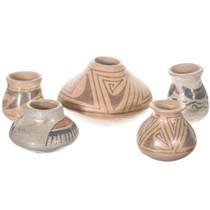 Miniature Mata Ortiz Pottery Set 41024