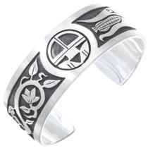 Navajo Sunface Bracelet 24551