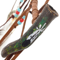 Smokeable Native American Peace Pipe 41140