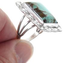 Number 8 Turquoise Ladies Ring 41183