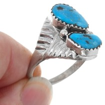 Native American Turquoise Ring 41243