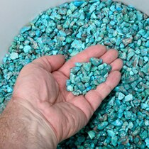 High Grade Turquoise Nuggets 37310