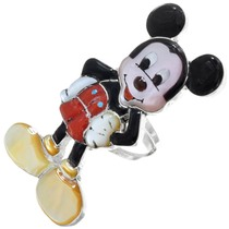 Native American Mickey Mouse Ring 41432