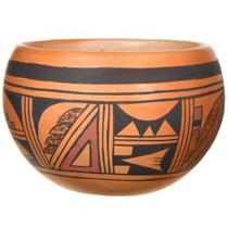 Small Vintage Hopi Pottery Bowl 37332