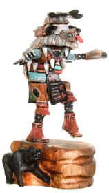 Hopi White Bear Kachina Doll 41468