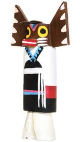 Small Vintage Mother Owl Kachina Doll 41472 41472