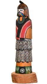 Vintage Sio Salako Maiden Kachina Doll 41475