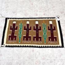Hand Woven Navajo Rug 41489