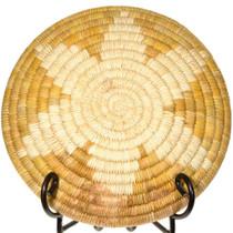 Native American Basket Papago Flower Pattern 41496