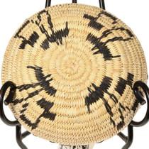 Native American Yucca Basket Tohono O'odham Moth Pattern 41498