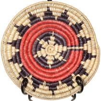 Large Authentic Navajo Wedding Basket 41502