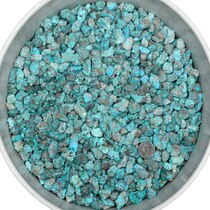 Sky Blue Turquoise Nuggets 37340