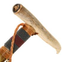 Native American Peace Pipe Antler Bowl 41527