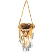 Native American Indian Burden Basket Miniature 41584