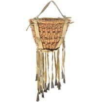 Small Apache Burden Basket 41585