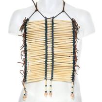 Vintage Native American Bone Breastplate 41590