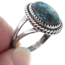 Native American Turquoise Ring 41614