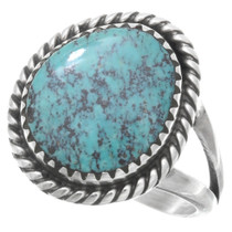 Native American Turquoise Ladies Silver 41619