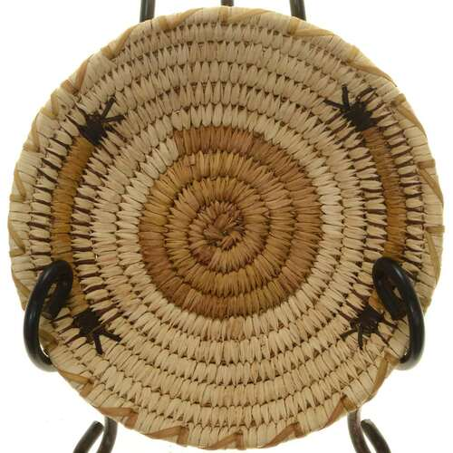 Papago Indian Centipede Basket 26920