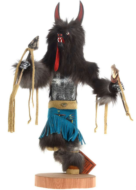Wolf Kachina Doll 19018
