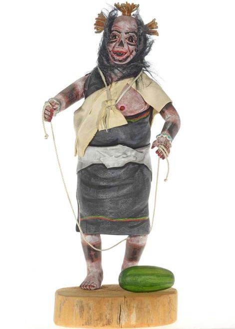 Vintage Hopi Clown Kachina Doll 25145