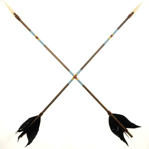 Traditional Painted Arrows 23662