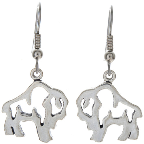 Buffalo Silver French Hooks 23639