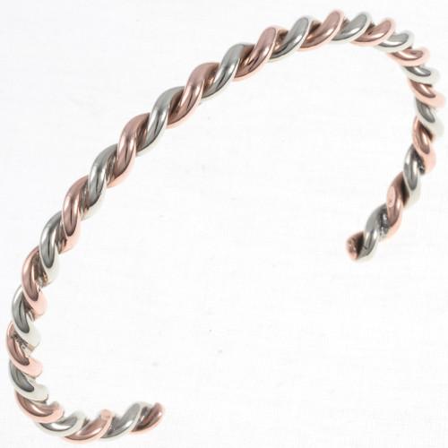 Copper Silver Bracelet 82515