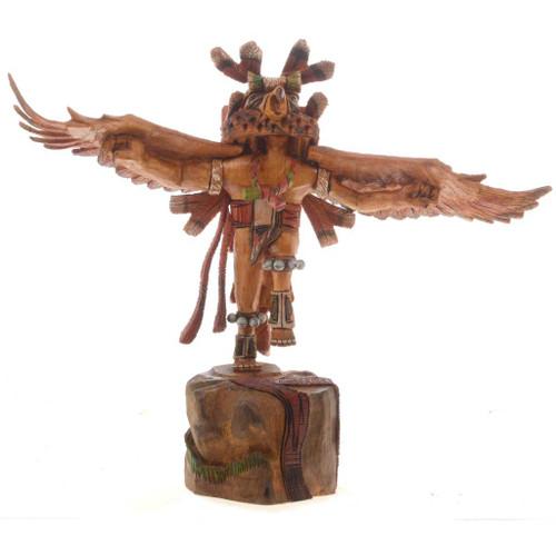 Hopi Kachina Doll Red Tail Hawk 24795