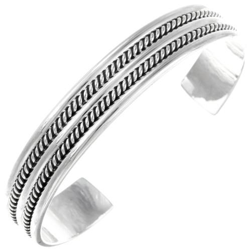 Sterling Silver Southwest Bracelet 12720