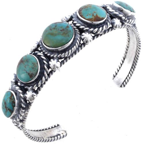 Old Pawn Turquoise Bracelet 24934