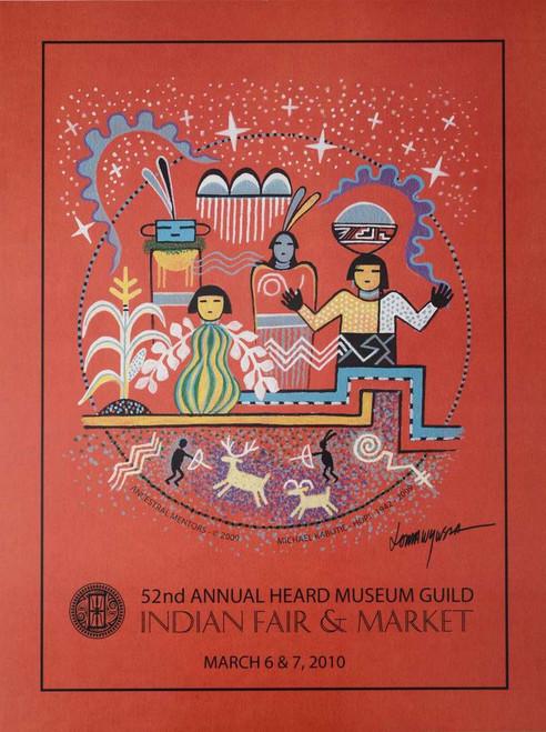 Phoenix Heard Museum Art Poster 26812