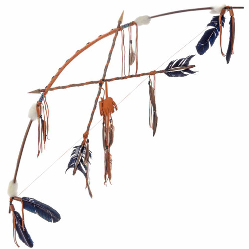 Indian Bow Arrows 25668