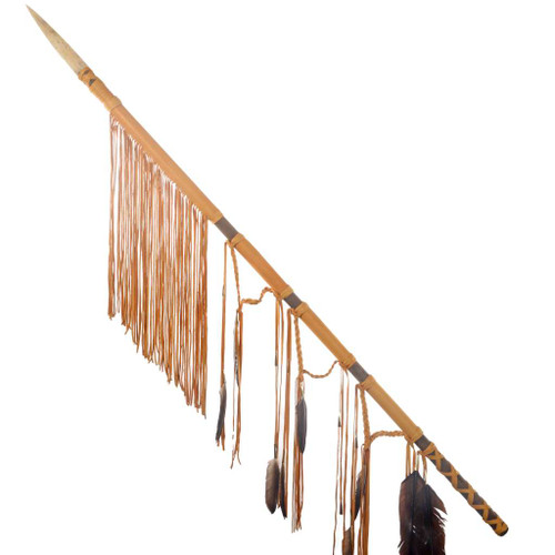 Lakota Ceremonial Spear 25297