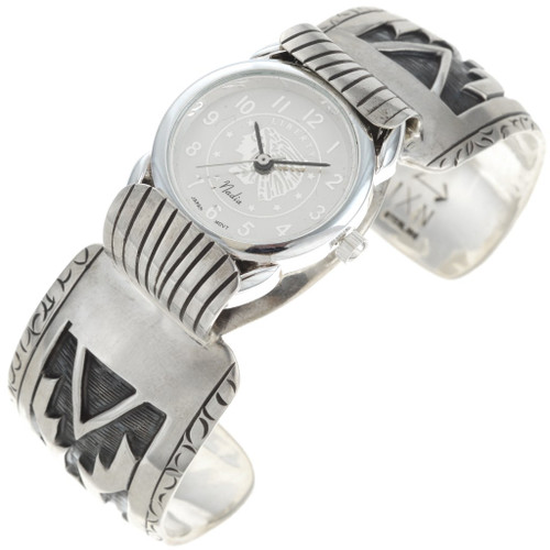 Overlaid Cuff Watch 24455