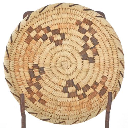 Papago Indian Tray Basket 18589