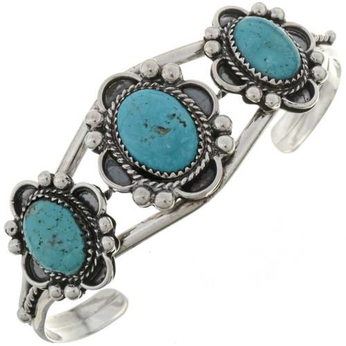 Natural Turquoise Bracelet 27166