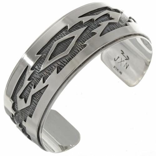 Navajo Rug Pattern Bracelet 23746