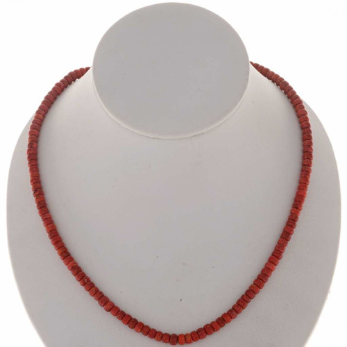 Apple Coral Beads 25622
