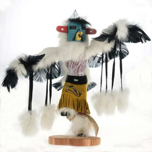 Eagle Kachina Doll 16812