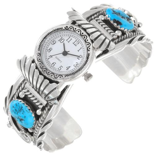 Navajo Ladies Cuff Watch 24430