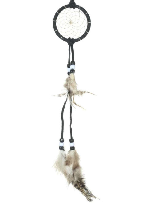 Small Black Dreamcatcher 24287