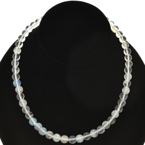 8mm Glass Beads 16 inch Strand