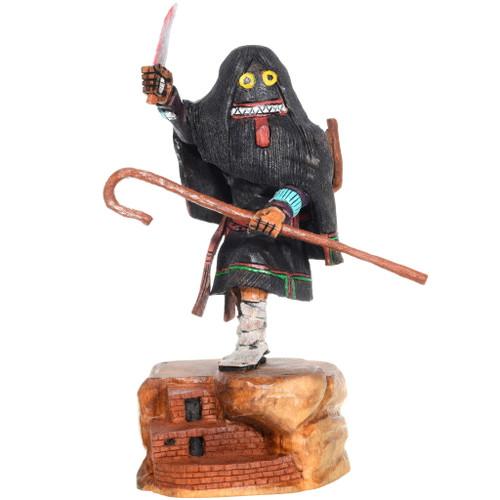 Ogre Woman Kachina Doll 14848