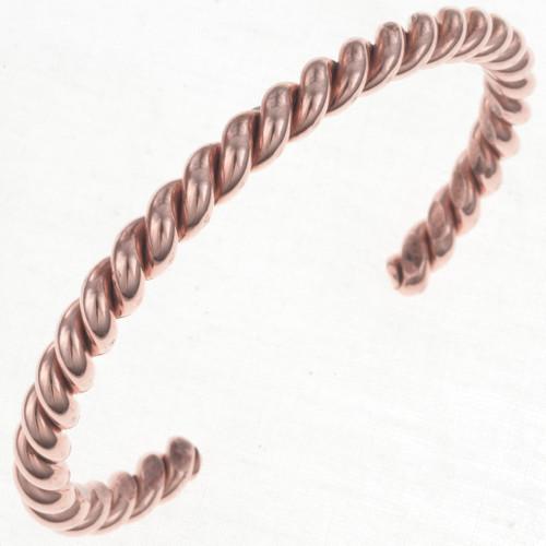Navajo Copper Bracelet 24339