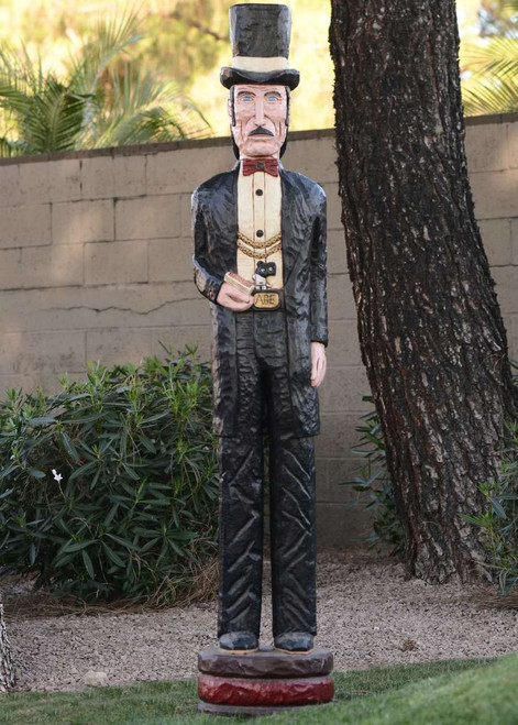 Wooden Doc Holliday 27017