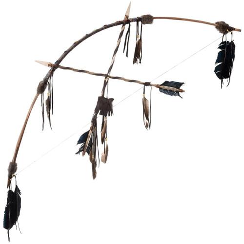 Indian Southwest Bow Arrows Set 15874