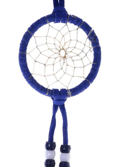 Blue Native American Dreamcatcher 27135