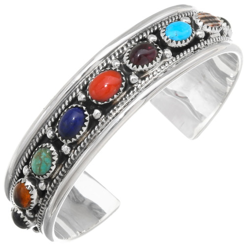 Native American Gemstone Bracelet 16162